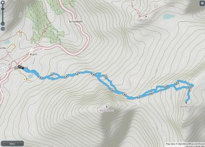 Mappa Breithorn