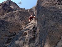 Terrapin - Il Gilla su Sky Ladder (5.8)