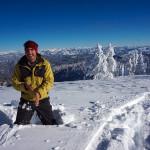 Pilot peak - Neve alle ginocchia