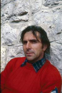 Don Agostino quando George Clooney non era ancora arrivato (dal sito eliaballoni_myportfolio_com)