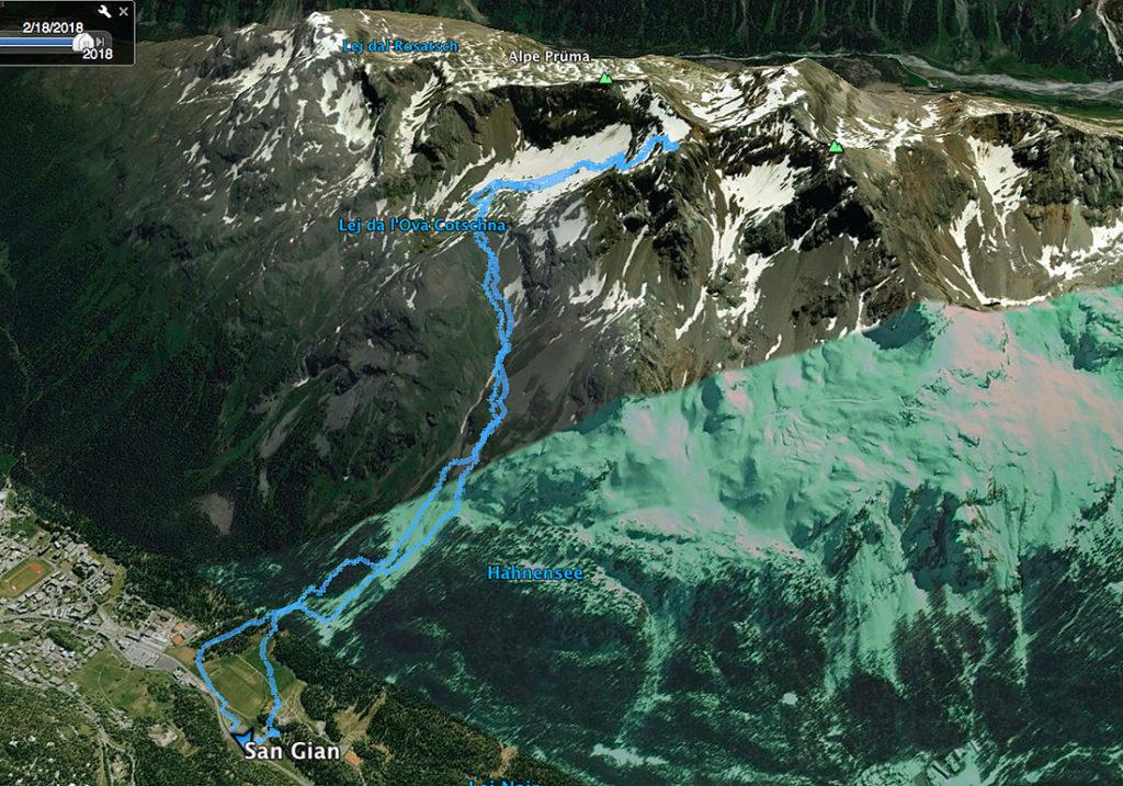 Google Earth San Gian