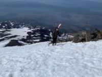 4. Slopes leading to Piker's Peak